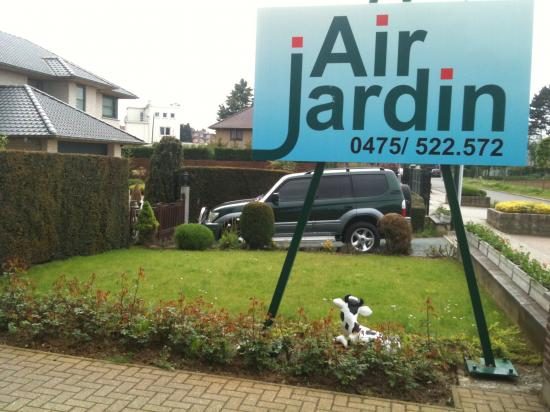 Air jardin