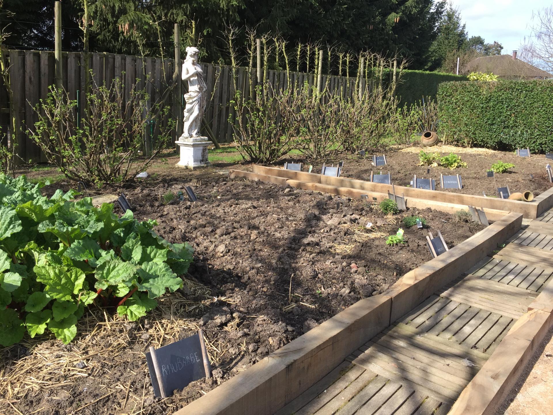 jardin de curré